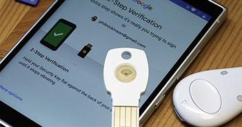 Google muốn biến điện thoại Android thành chìa khóa bảo mật
