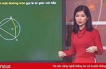 Lịch học trực tuyến lớp 9, lớp 12 trên kênh Hà Nội 1 tuần này