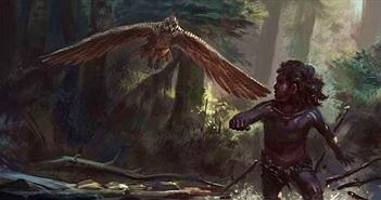 5 loài động vật thời tiền sử chuyên săn lùng tổ tiên của chúng ta