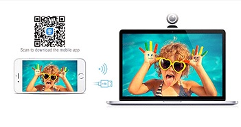 Cách cài đặt và sử dụng IVCam - Biến điện thoại thành webcam