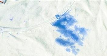 Khi nào nên dùng nước nóng, khi nào thì dùng nước lạnh để giặt vết bẩn?
