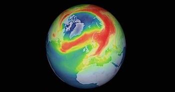 Tầng ozone có lỗ thủng lớn nhất từ trước đến nay ở Bắc Cực