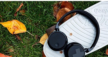 Ra mắt tai nghe khử tiếng ồn không dây Philips BASS+ tại Việt Nam