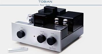 Tobian SC1, preamp đèn Thụy Sĩ nặng 50kg, nối tầng và xuất âm bằng biến thế