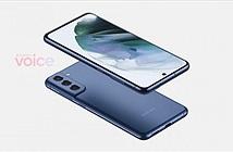 Hình ảnh render đầu tiên của Samsung Galaxy S21 FE lộ diện