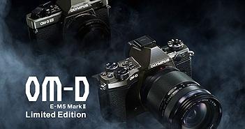 Olympus giới thiệu phiên bản giới hạn Titanium OM-D E-M5 II