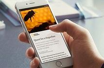 Facebook chính thức cho phép đọc báo trực tiếp từ News Feed