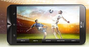 ASUS ra mắt ZenFone Go TV có khả năng thu sóng TV, có hỗ trợ Việt Nam