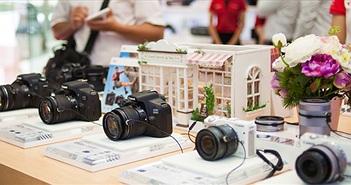 Canon khai trương thêm cửa hàng Image Square tại Hà Nội