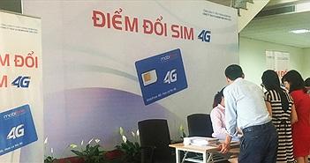 Mobifone cho phép đổi SIM 4G ở Hà Nội, các bạn có thấy còn khu vực nào khác không?