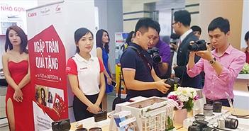 Canon mở cửa hàng Image Square thứ 5 tại Việt Nam