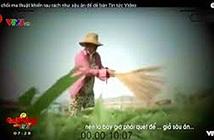 Vụ cây chổi quét rau: VTV bị phạt 50 triệu đồng và buộc phải cải chính xin lỗi