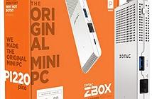 Zotac giới thiệu bộ đôi máy tính tí hon mới