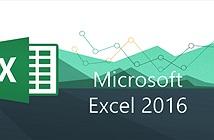 Tổng hợp phím tắt cho Microsoft Excel 2016-P1