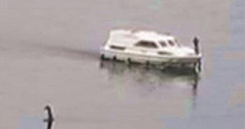 Video quái vật hồ Loch Ness xuất hiện, ngóc đầu giữa lòng hồ?
