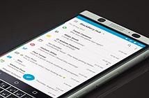 BlackBerry KEYone có thời lượng pin gần gấp đôi iPhone 7 và Galaxy S8
