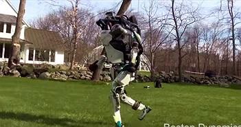Robot chạy nhảy giống hệt con người gây sốt
