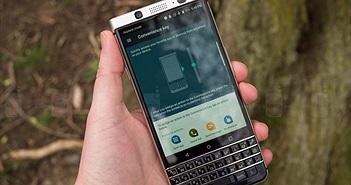 Rò rỉ thông số chi tiết BlackBerry KEY2: Snapdragon 660 và 6GB RAM