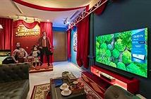 Trải nghiệm Q House: Căn hộ cao cấp với TV Samsung QLED 2018 và không gian Hollywood