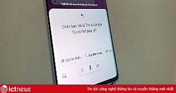 Bạn nên bắt đầu với trợ lí Google trên smartphone/tablet Android như thế nào?