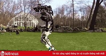 Những sáng tạo đột phá về công nghệ robot của Boston Dynamics báo trước một tương lai tươi sáng nhưng cũng đầy đáng sợ