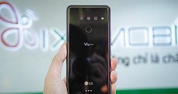 Trên tay LG V50 Thinq đầu tiên về Việt Nam: 5 camera, hỗ trợ mạng 5G