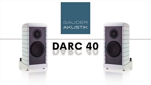 """Gauder Akustik DARC 40 - Loa bookshelf tiền tỉ có khả năng tải """"lượng"""" âm thanh đáng nể"""