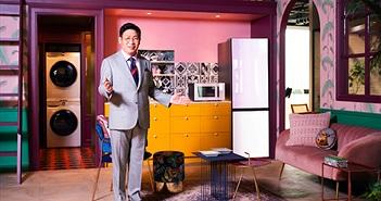 Samsung mở rộng dòng thiết bị Bespoke toàn thế giới tại 'Bespoke Home 2021'