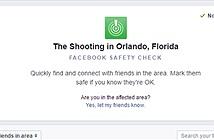 Facebook bật tính năng Kiểm tra an toàn sau vụ khủng bố tại Mỹ