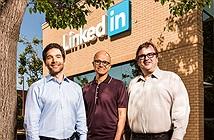 Microsoft bất ngờ mua mạng xã hội nghề nghiệp LinkedIn