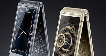 """Samsung sắp tung điện thoại nắp gập chạy Android với cấu hình """"khủng"""""""