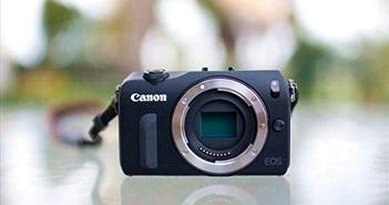 Canon phát triển máy ảnh mirrorless full-frame