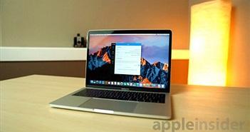 MacBook Pro 13 inch (2017): Cấu hình mạnh, giá vừa tầm