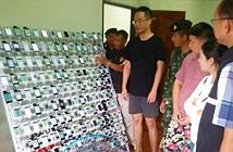 400 iPhone tạo like ảo bị thu giữ tại Thái Lan