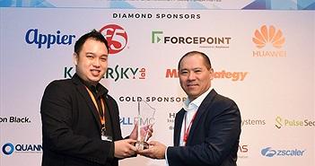 Kaspersky Lab thắng lớn tại Giải thưởng Quản lí Thông tin Mạng lưới châu Á 2018