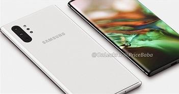 Galaxy Note 10 liệu có kém sang khi có viền màn hình dày hơn iPhone?