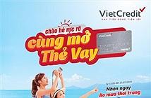 VietCredit tặng quà và tiền may mắn khi mở thẻ vay