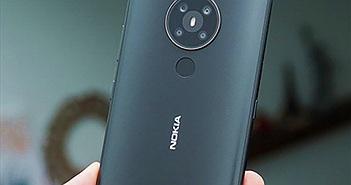 Smartphone giá thấp Nokia 5.3 chính thức ra mắt tại VN