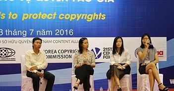 Telefilm 2016: Nóng chuyện chống vi phạm bản quyền trên Internet