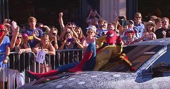 Dấu ấn Marvel Studios trong bom tấn Spiderman:Homecoming