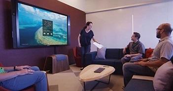 Microsoft bất ngờ đóng cửa nhà máy sản xuất Surface Hub