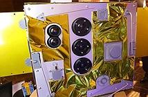 Cái nhìn cận cảnh về vệ tinh made in Viet Nam Micro Dragon