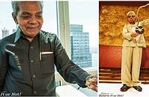 Cụ ông Ấn Độ cắt bộ móng tay dài nhất thế giới