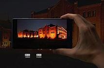 Xperia XZ2 Premium thể hiện khả năng quay phim thiếu sáng cực tốt