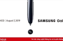 Galaxy Note 10 bán ra từ 23/8 tại Hàn Quốc