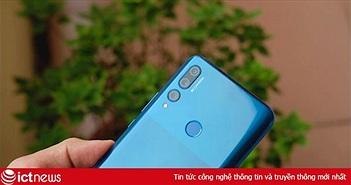 Hình ảnh chi tiết smartphone camera trượt đầu tiên của Huawei, giá 5,49 triệu đồng