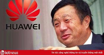 Nhìn thấu bản chất: Vì sao cả tuần nay 'lãnh đạo tối thượng' của Huawei cứ tâng bốc Apple lên mây vậy?
