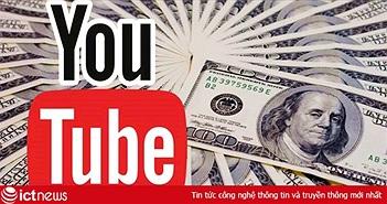 YouTube giới thiệu cách kiếm tiền mới cho các tác giả