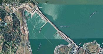 Đập thủy điện Trung Quốc lớn nhất hành tinh làm Trái đất quay chậm lại?