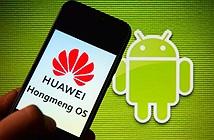 Huawei lại gây sốc: Không có hệ điều hành Hongmeng thay cho Android nữa